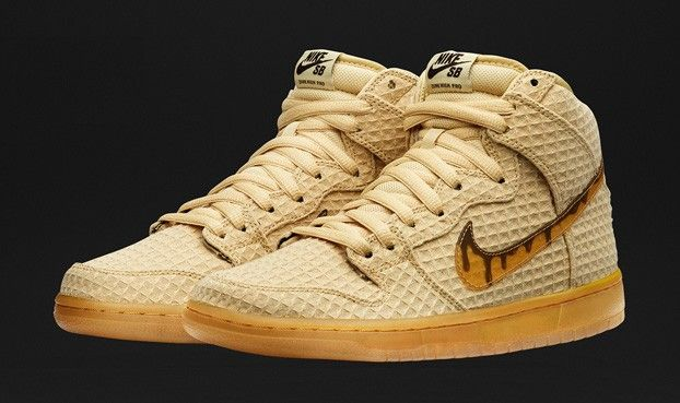 Nike sb dunk high Waffle Chicken | If The Shoe Fits in 2019 ...