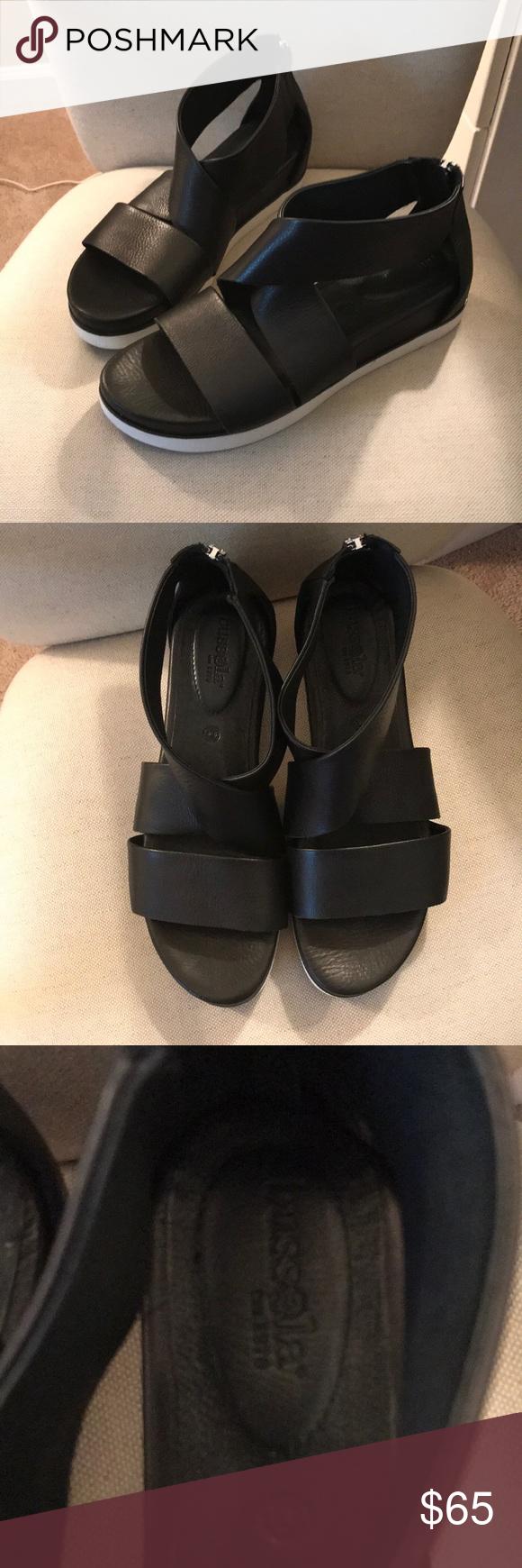 Bussola Peggy Sandals size 41 Black
