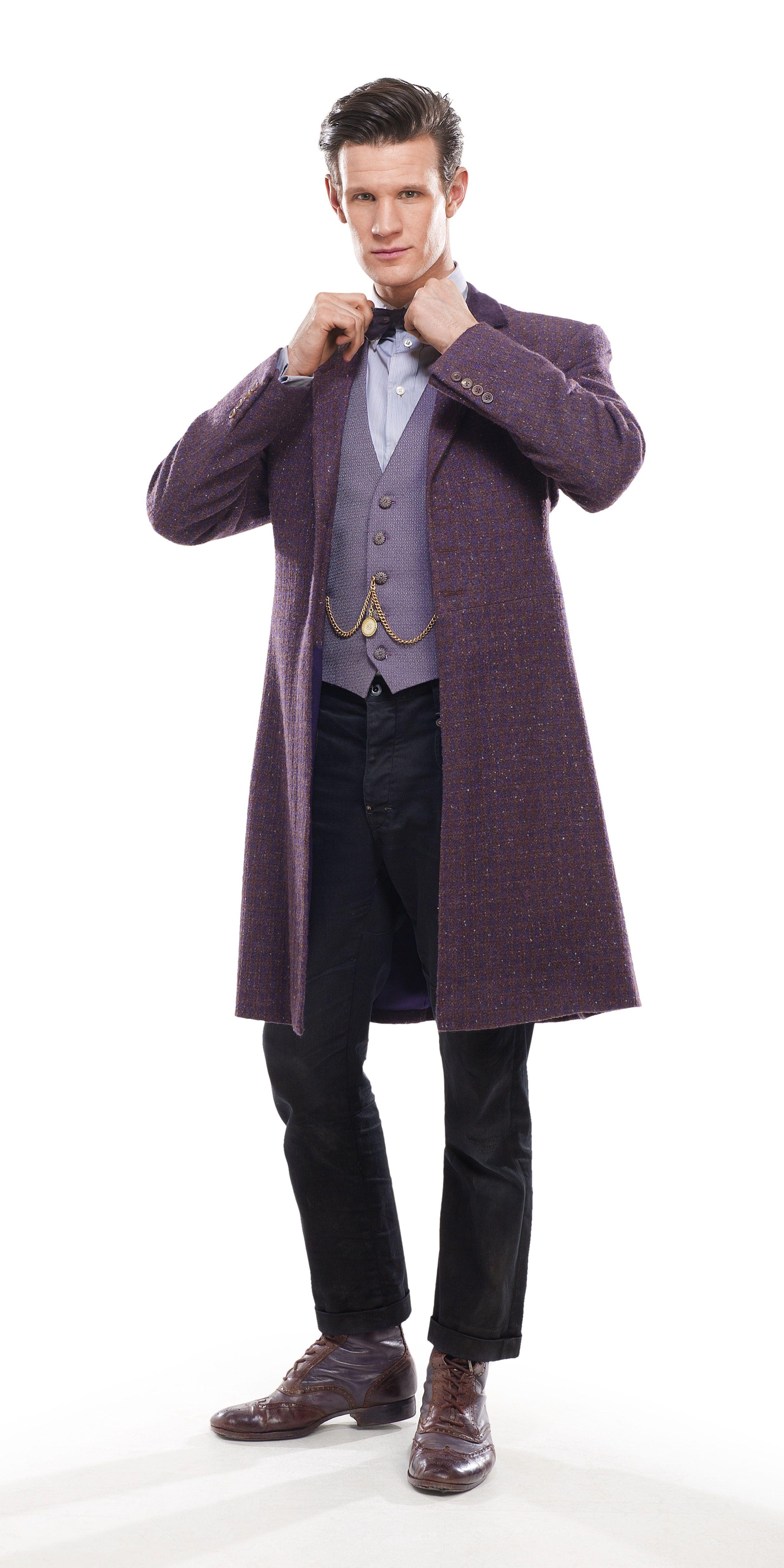 Matt Smith Dr. Who Season 7 Part 2---I'm drawing this pic. Of him