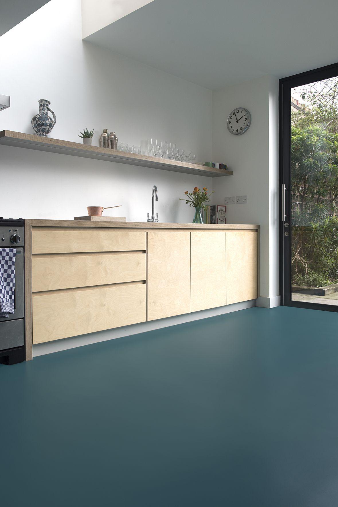Our new Saltdean vinyl  Malede gulve, Gulvbelægning, Bjælkehuse