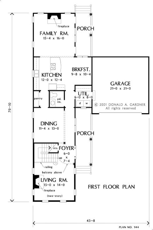 Pin On Dream Home Plans 2000 To 2700 Square Feet
