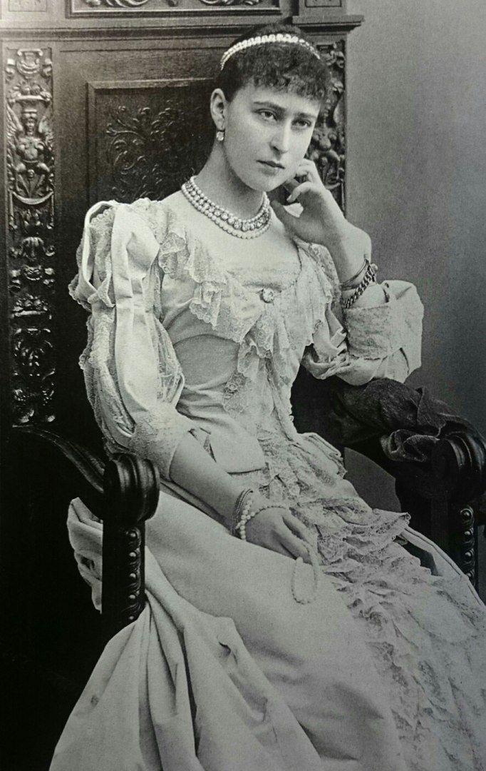 ROMANOV ELLA GRAND DUCHESS ELIZABETH FEODOROVNA OF RUSSIA PRINT