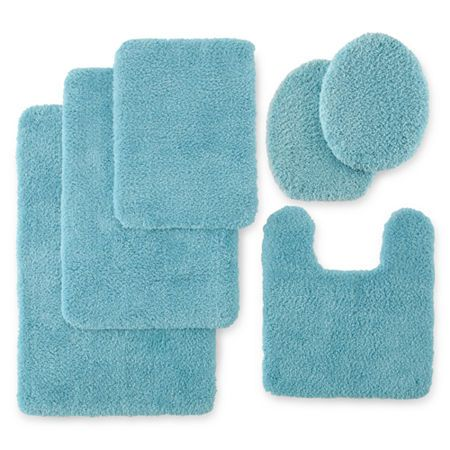 jcpenney home ultra soft quick dri bath rug collection products rh pinterest com