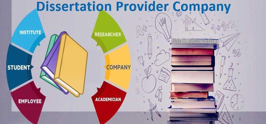 dissertation provider
