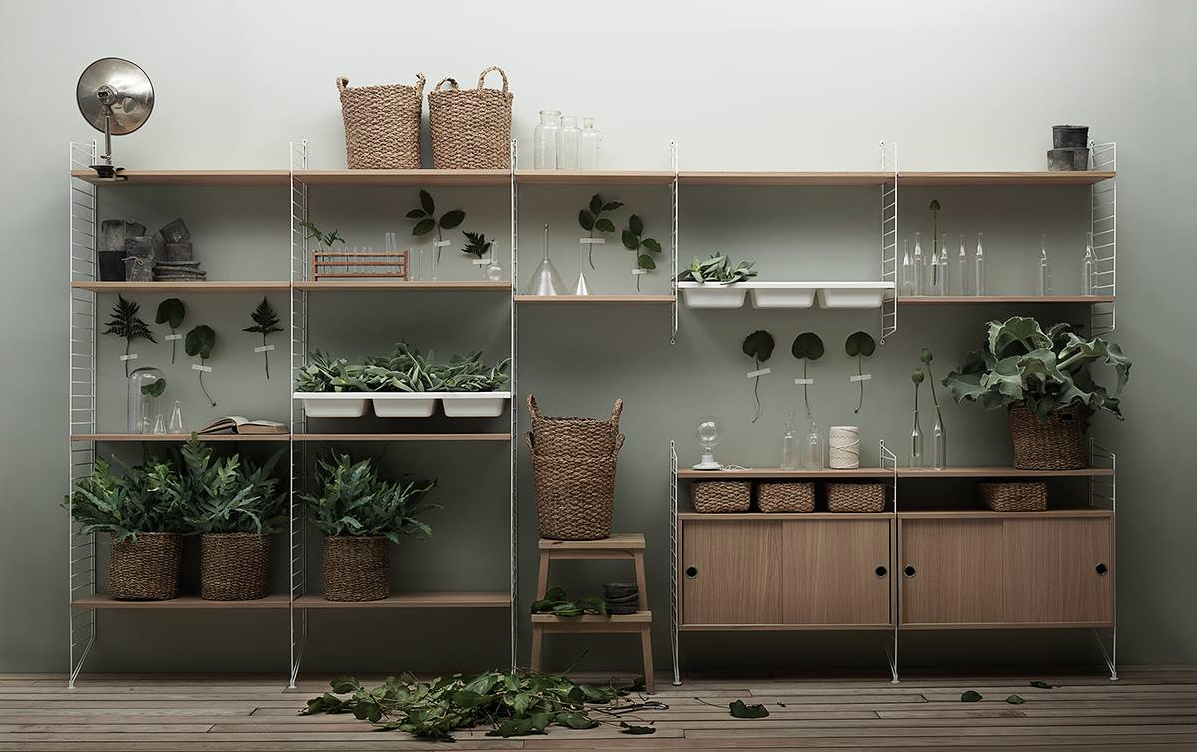 new catalog picture from string.se // styled by lotta agaton