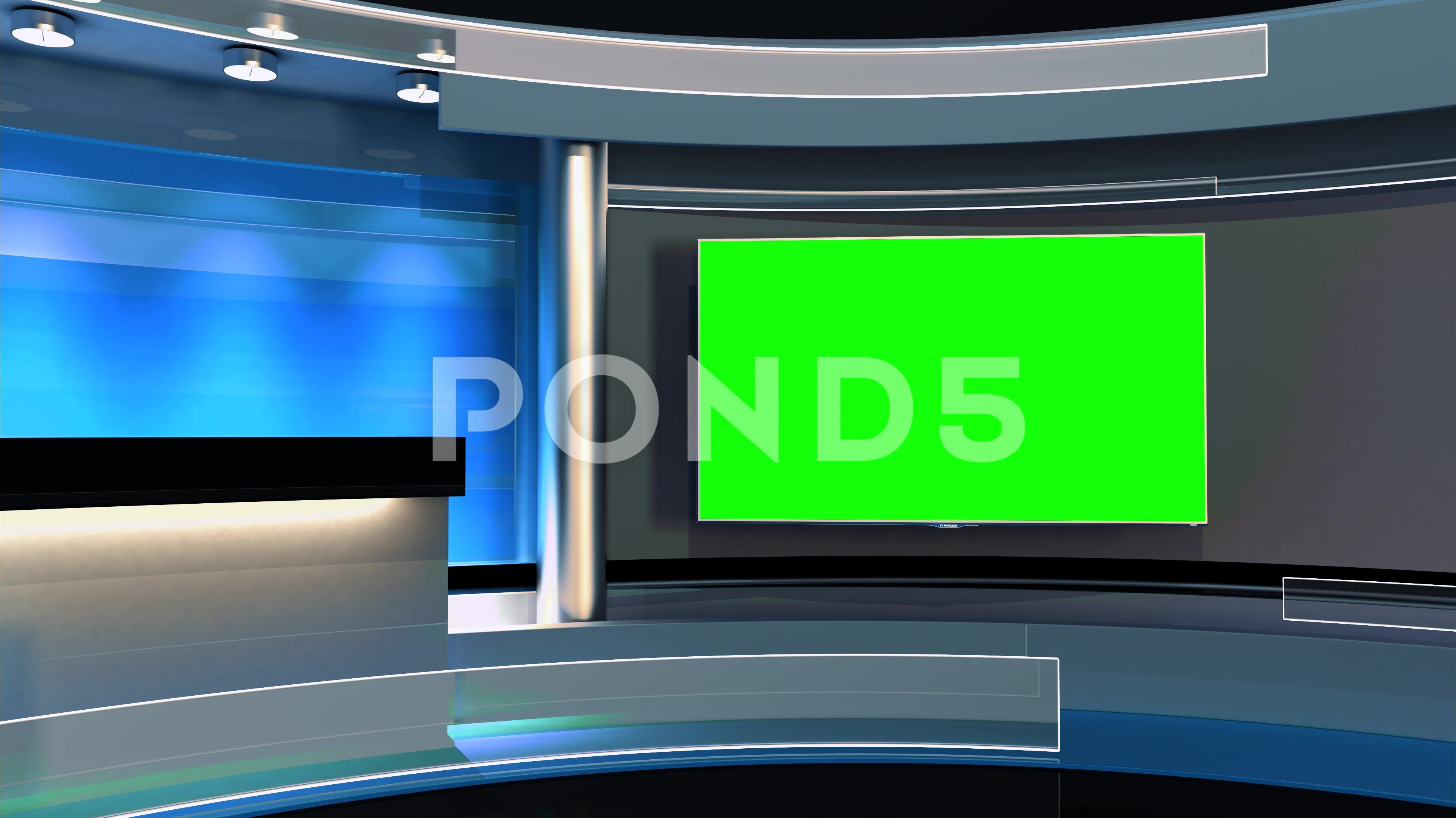 Studio Background For Any Green Screen Or Chroma Key Video Production Stock Footage Ad Screen Chroma Green Studio Greenscreen Chroma Key Studio Background