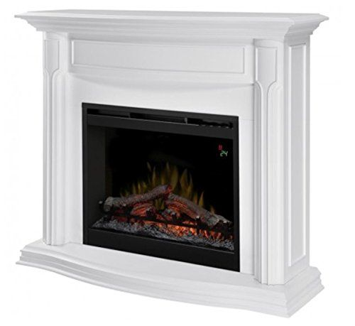 pin by cheryl ann on family room white electric fireplace rh pinterest ca