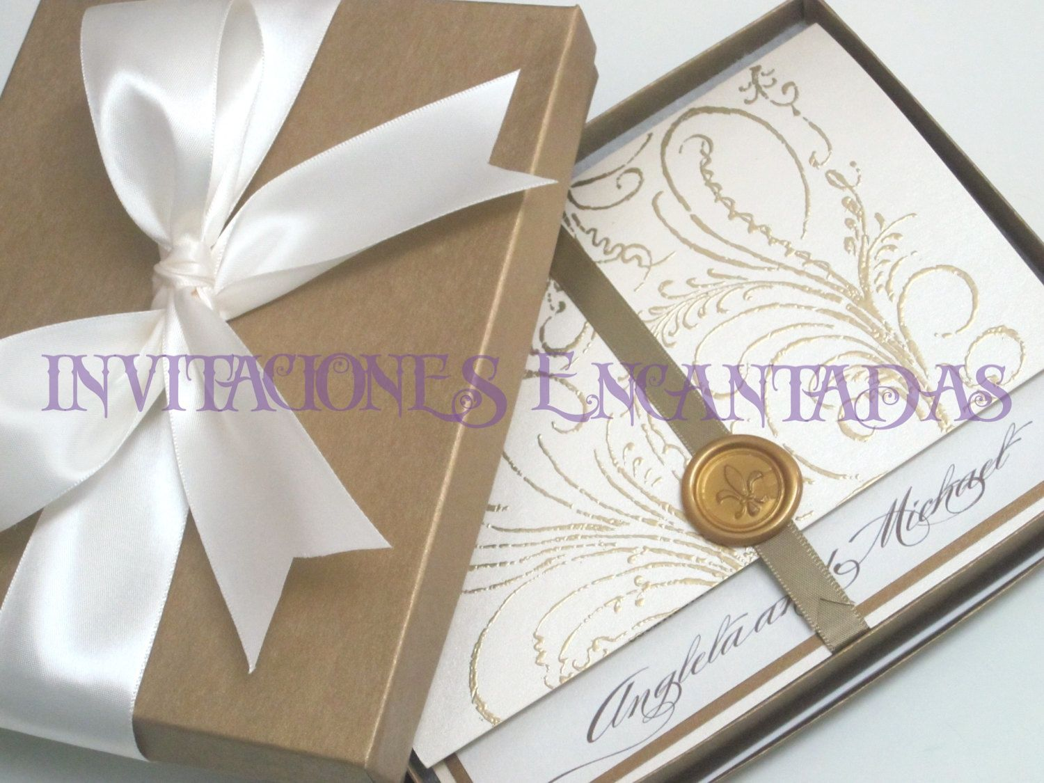 Explore Luxury Wedding Invitations and more Invitaciones