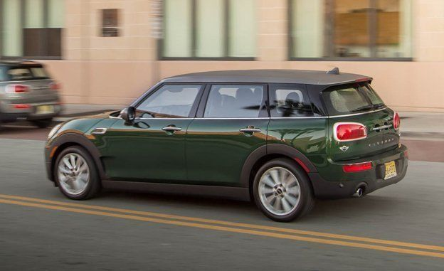 2016 Mini Cooper Clubman First Drive Review Car And Driver
