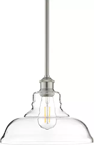 Amazon Com Pottery Barn Pendant Lighting Glass Pottery