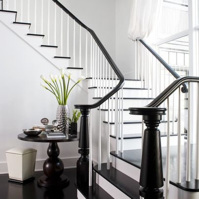 staircase design inspiration pictures and remodels love the high rh pinterest com
