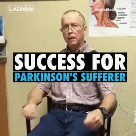 Effective treatment to ease the symptoms of Parkinsons