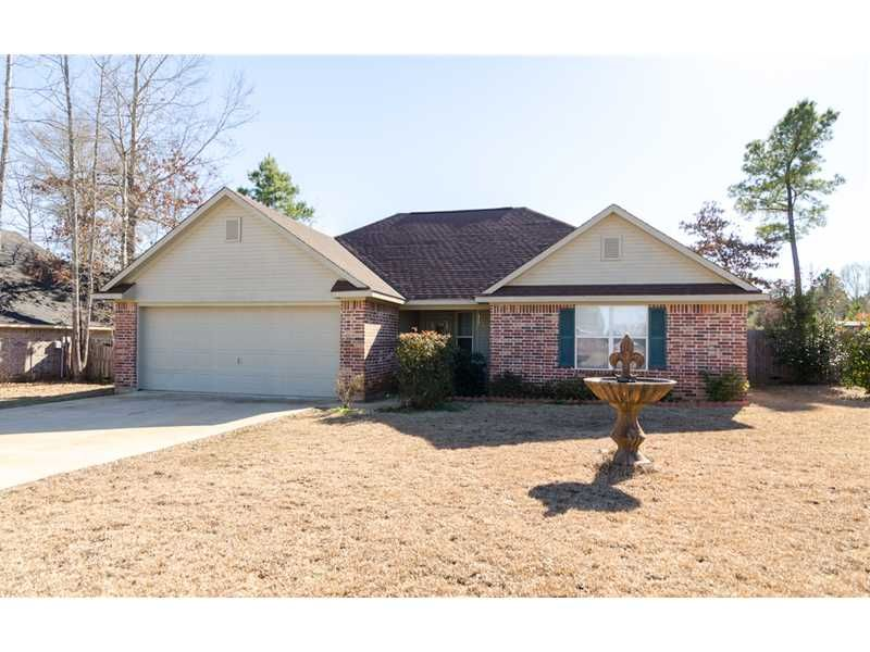 home for sale in haughton 121 fox chase dr 159900 shreveport rh pinterest com