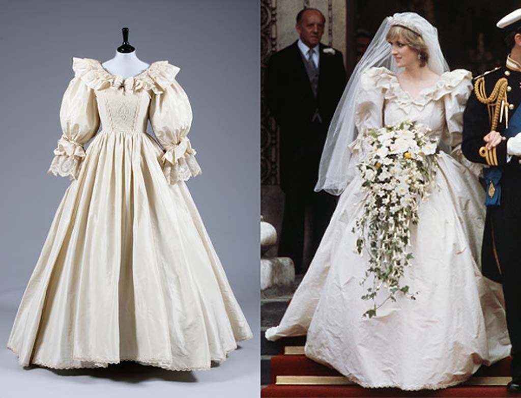 The most expensive wedding dress in the world was designed by David ...