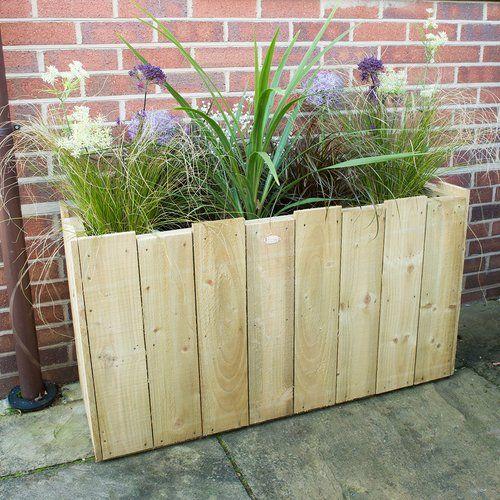 Freeport Park Noe Wooden Planter Box Wooden Garden Planters Garden Planters Wooden Planters