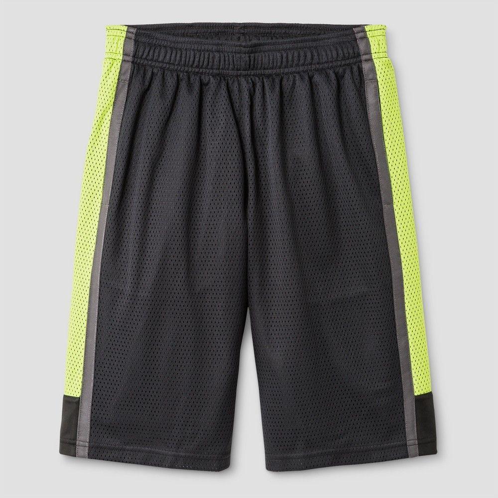 C9 Champion Black XS NEW Boys/' 2-in-1 Basketball Shorts