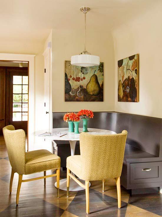 Kitchen Banquette Ideas Beauteous Design Decoration