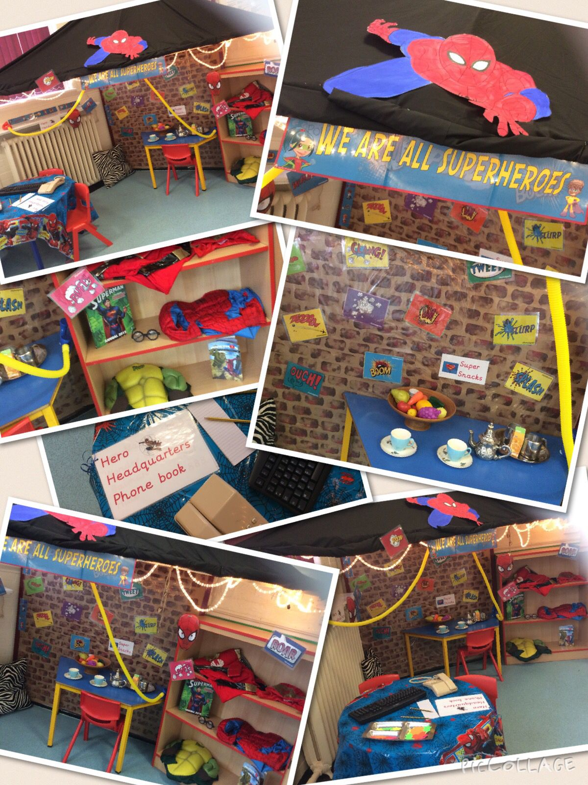 Superhero Role Play Can T Wait To See Their Faces