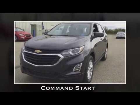 2018 Chevrolet Equinox Ls Awd Grey 18n033 Chevrolet