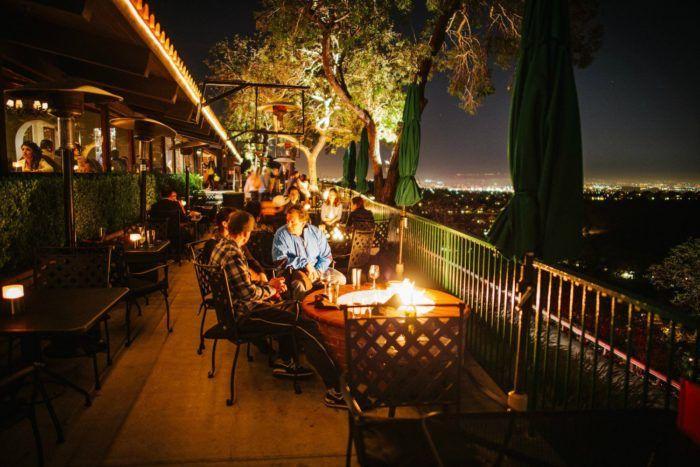 Romantic dates in california