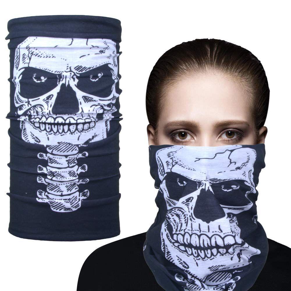 Headbands Headwear Drinks Cocktail Citrus Bandana Sweatband Neck Gaiter Head Wrap Outdoor Mask