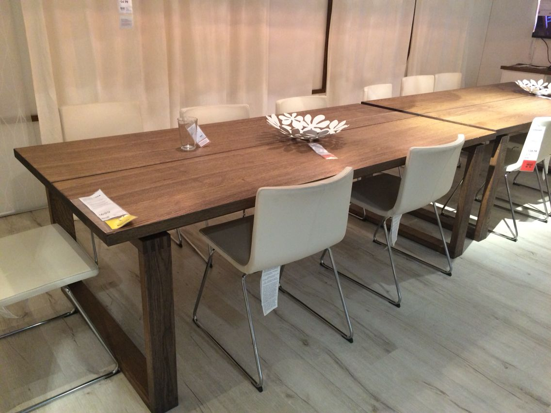 Ikea Dining Suites Morbylanga Ikea Table 699 Dream Home Kitchen Ikea