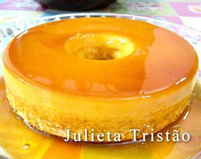 PUDIM DE LIMÃO da Julieta Receita no link http://culinariareceitas.blogspot.com.br/2013/03/pudim-de-limao.html
