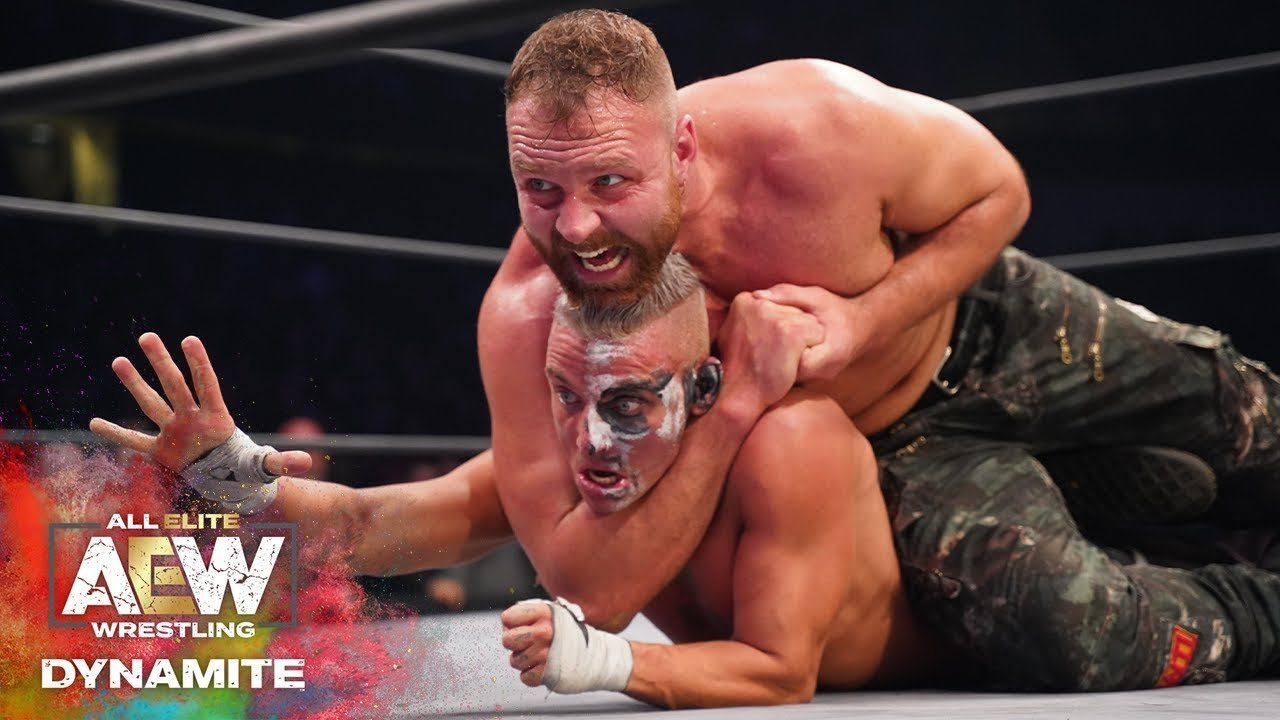 Bryce Remsburg Reveals Jon Moxley Once Talked Darby Allin