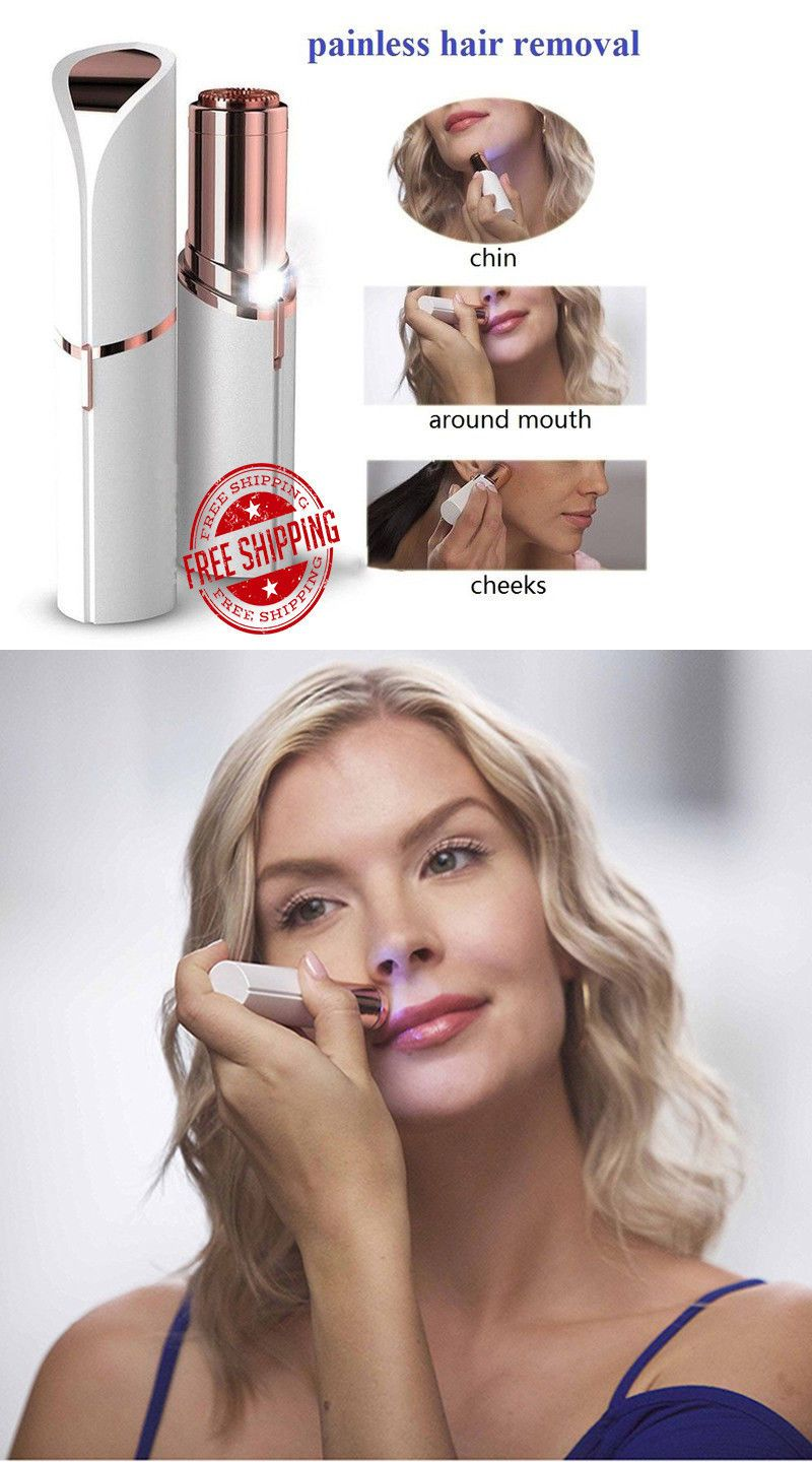Finishing Touch Flawless Brows Womens Painless Hair Remover