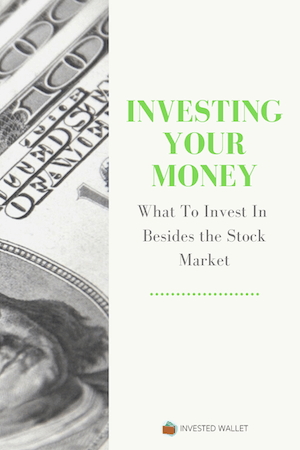 Investment options besides stock market
