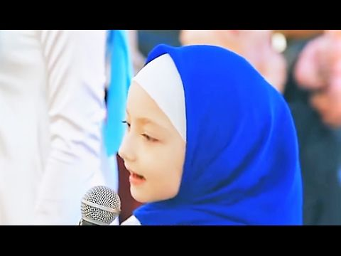 Beautiful Naat Sharif by Little Girl (Must Listen) | Islamic