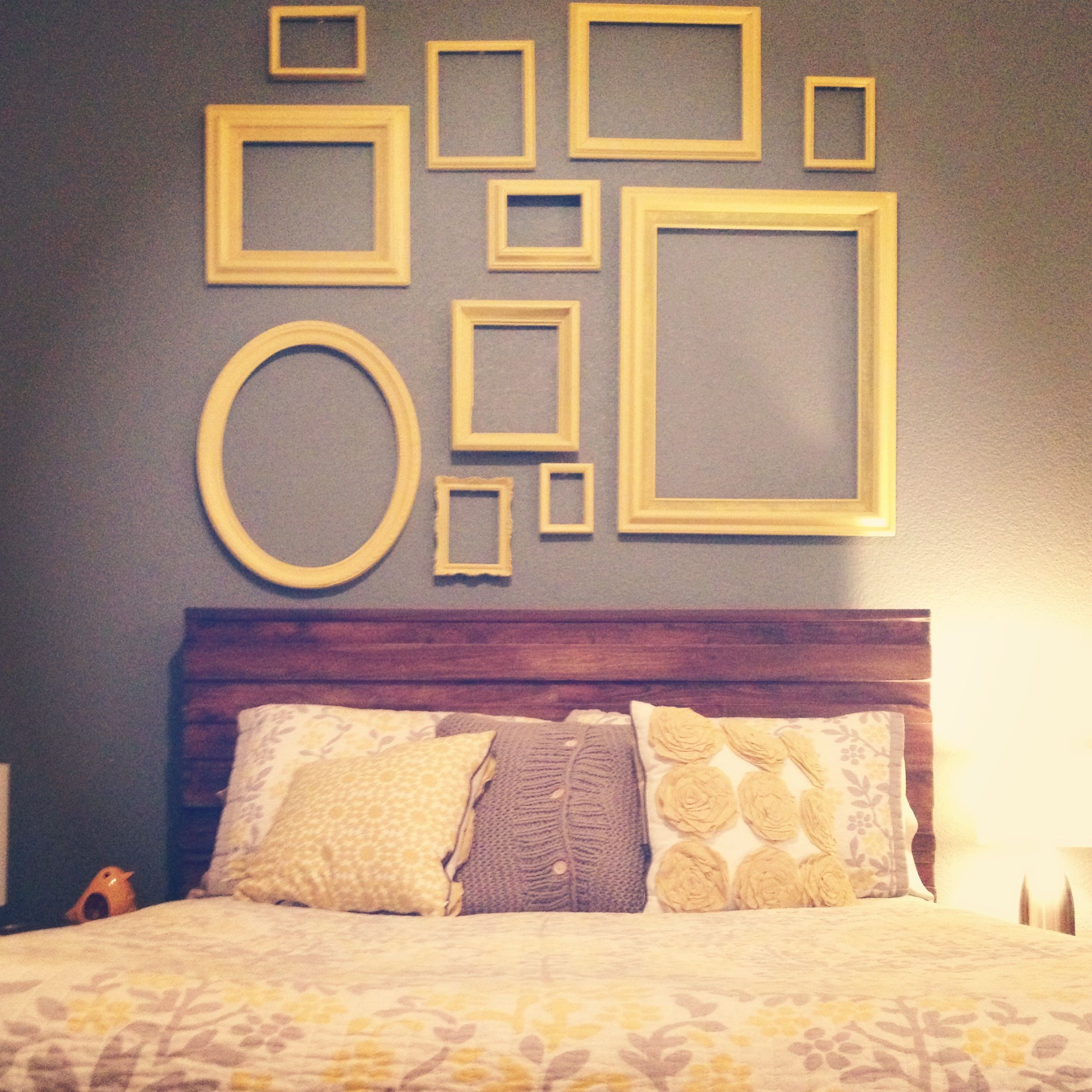 Wall of frames | Frames | Pinterest | Walls, Bedrooms and Lofts