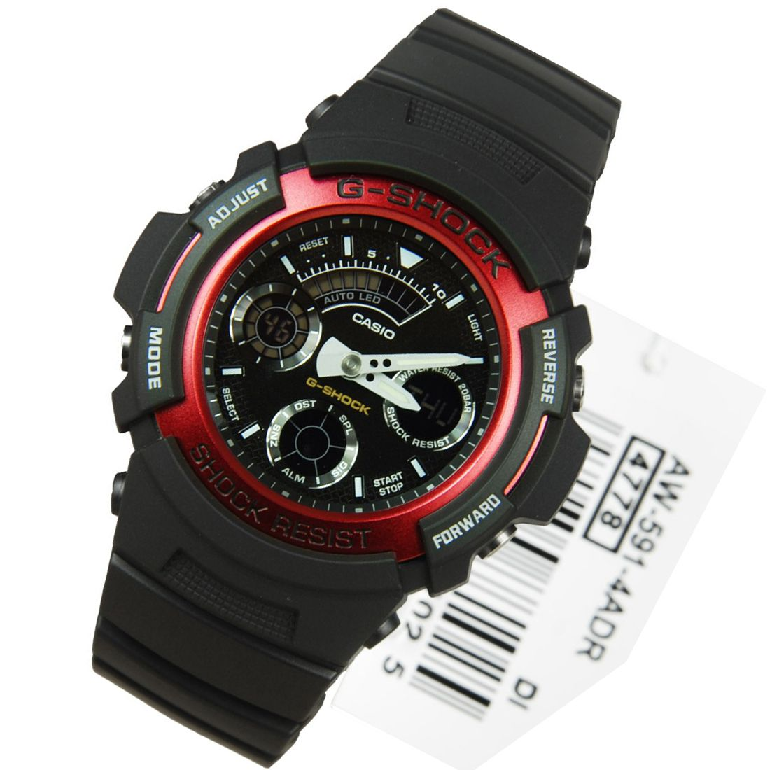 Casio G Shock Aw 591 4adr 4a Mens Sports Watch Attainable Gshock Original Gw 9400bj 1jf A Watchescom