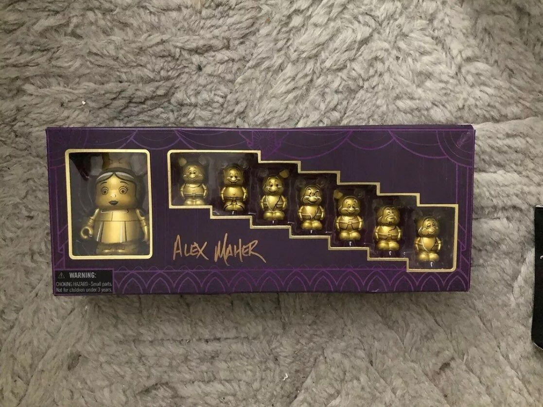 Vinylmation Imagination Gala Limited Edition Snow White Signed