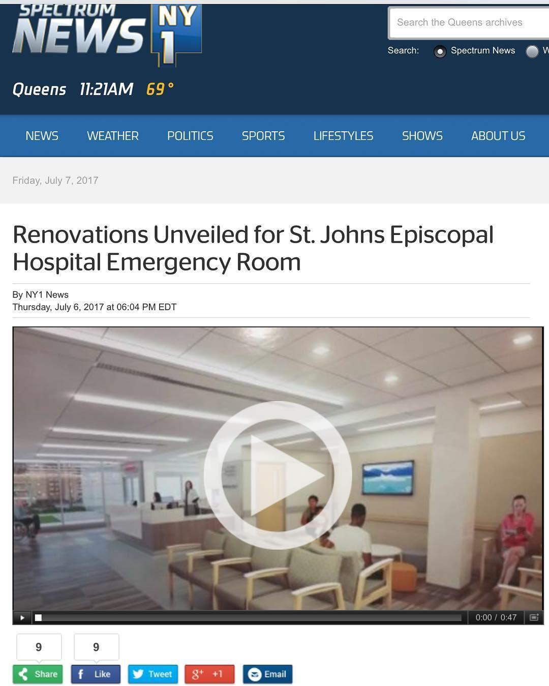 Pin by St. John's Episcopal Hospital on St. John's In the