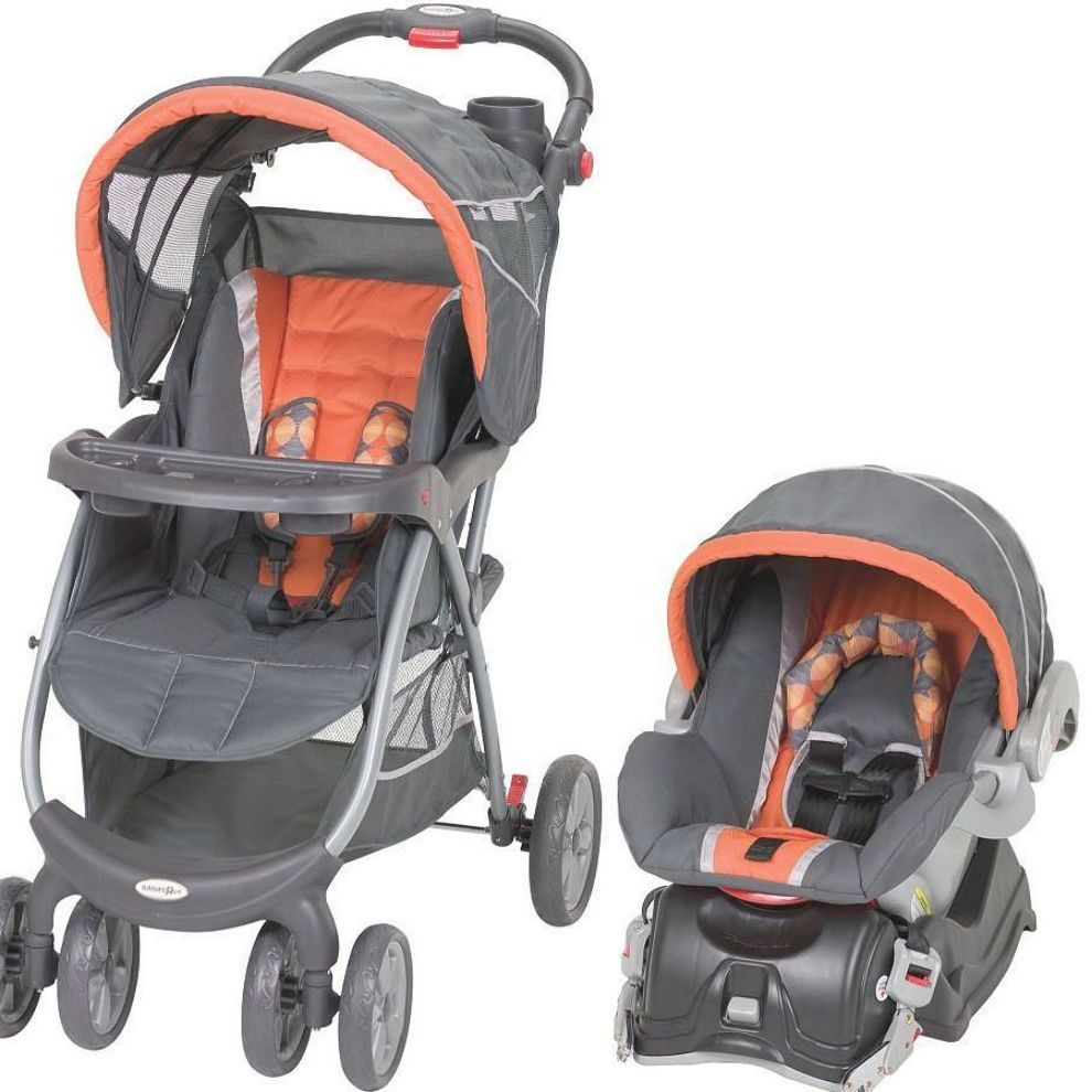 Babies R Us Pioneer Travel System Stroller Mirage in
