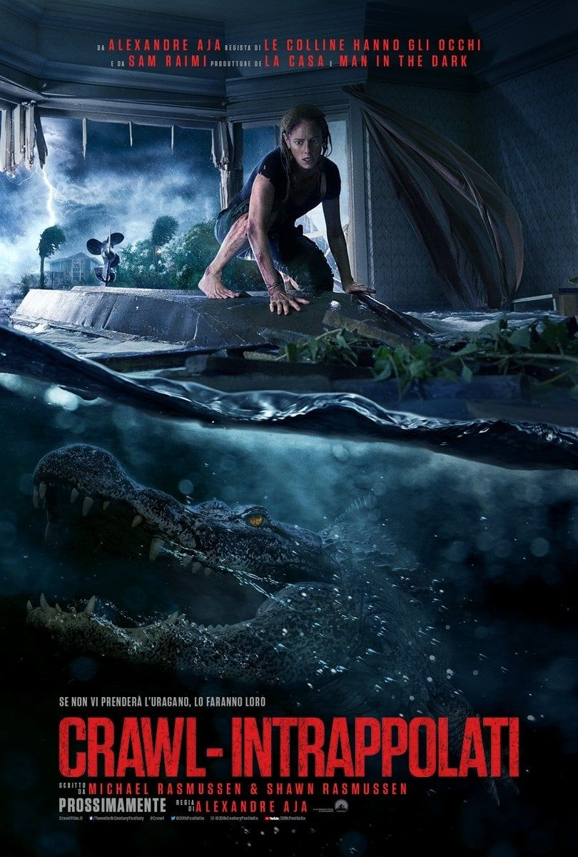 Crawl Intrappolatistreaming Ita Film Completo In Italiano Cb01 Film Bagus Film 2 Tahun
