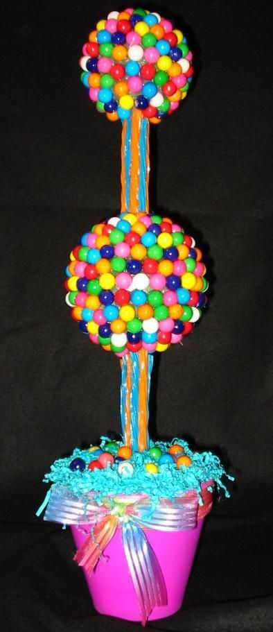 Great candy centerpiece edible centerpieces pinterest