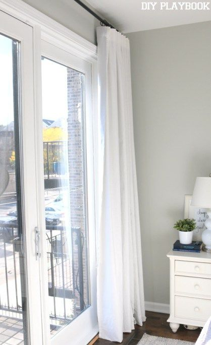 20 Anno Luv Panel Curtain Ikea With Images: How To Make No Sew Black-Out Curtains