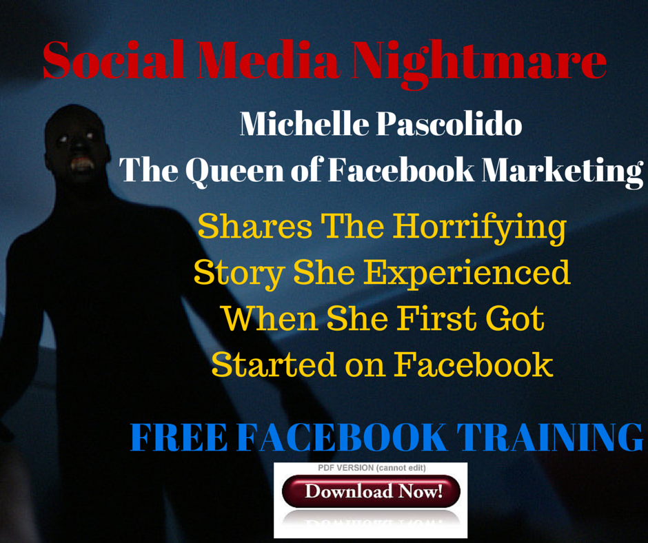 FREE FACEBOOK TRAINING Get It Today!! http//Bubbie46