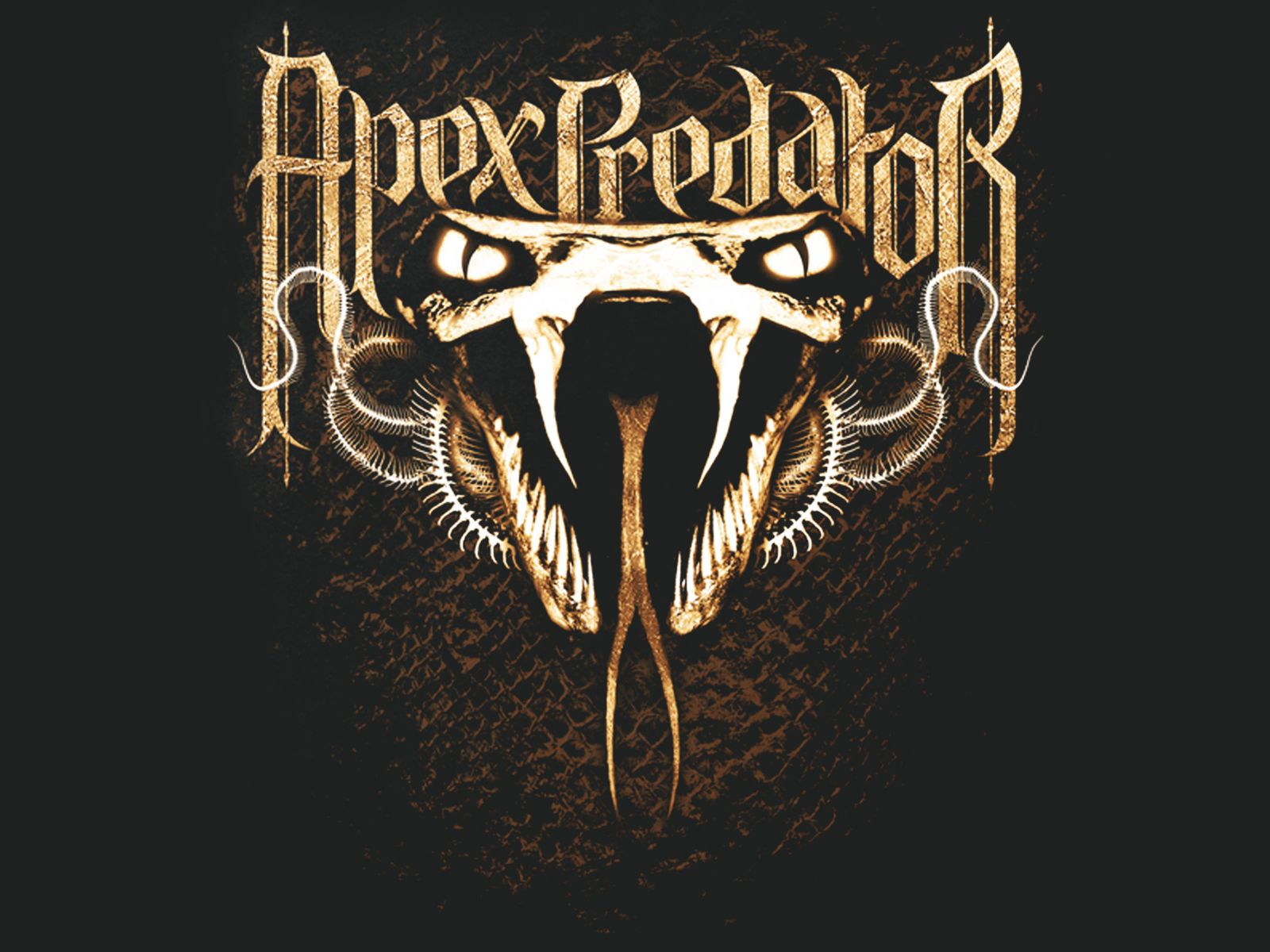 Randy Orton Apex Predator Logo Nerdoms for Christmas