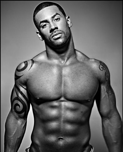 Hottest black guys