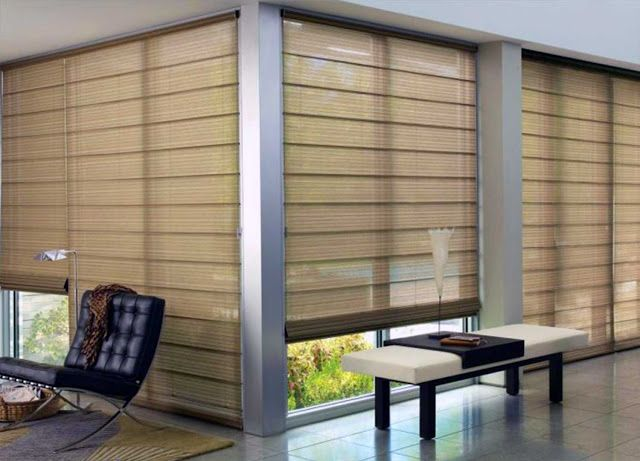 bamboo blinds outdoor Asian