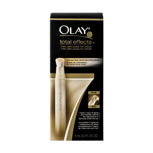 Olay Total Effects 7-in-1 Anti-Aging Eye Cream Brush, 0.2 OZ (Pack of 3) by PG * Check out this great product.