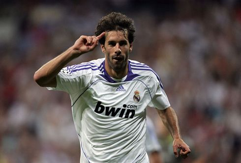 efea2a74a32 Ruud Van Nistelrooy Real Madrid History