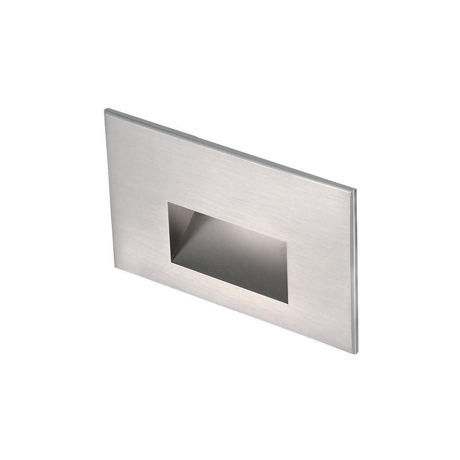 Wac lighting ss landscape v watt stainless steel step