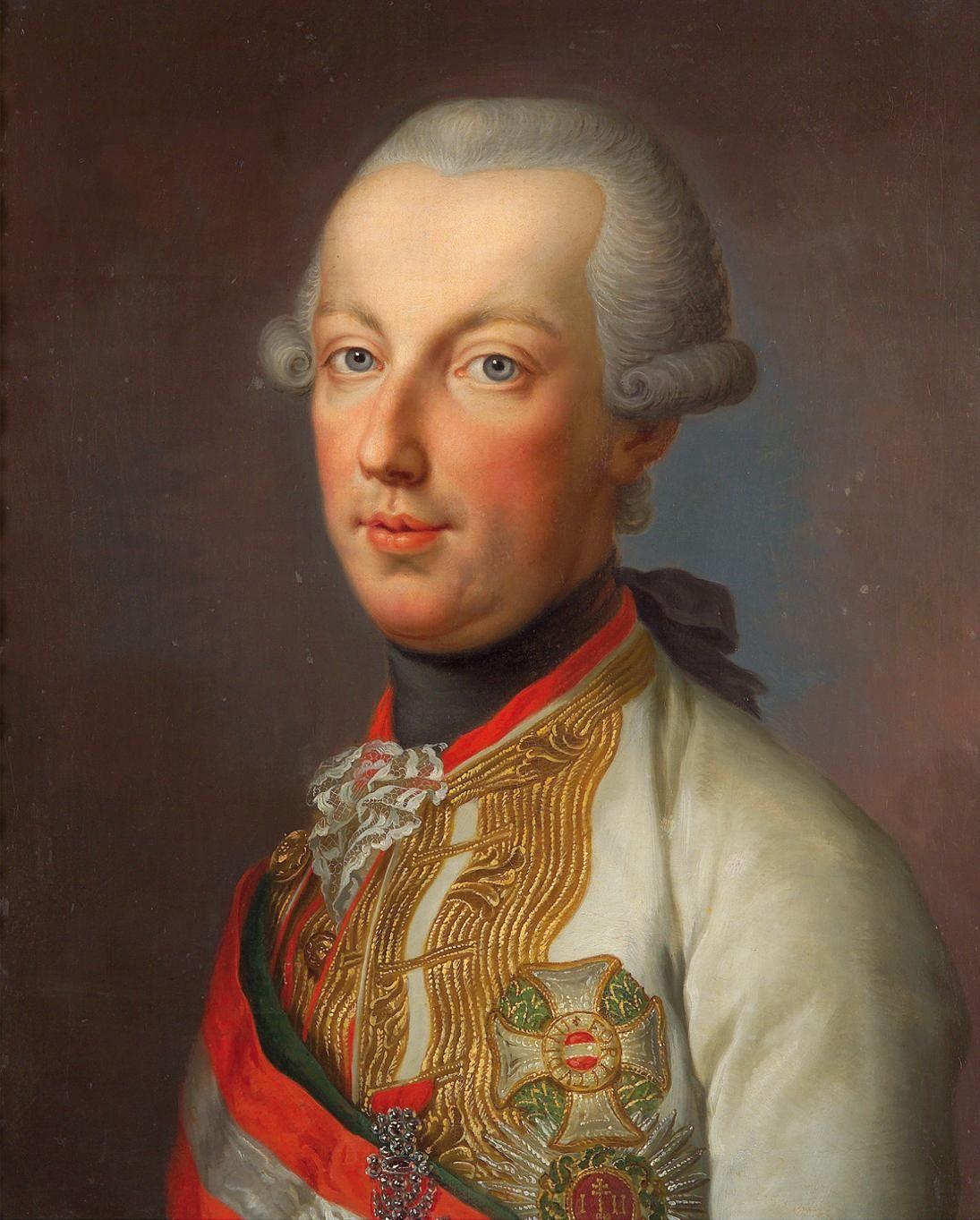 Emperor Joseph II   Famous people in history, Holy roman empire, Roman  empire