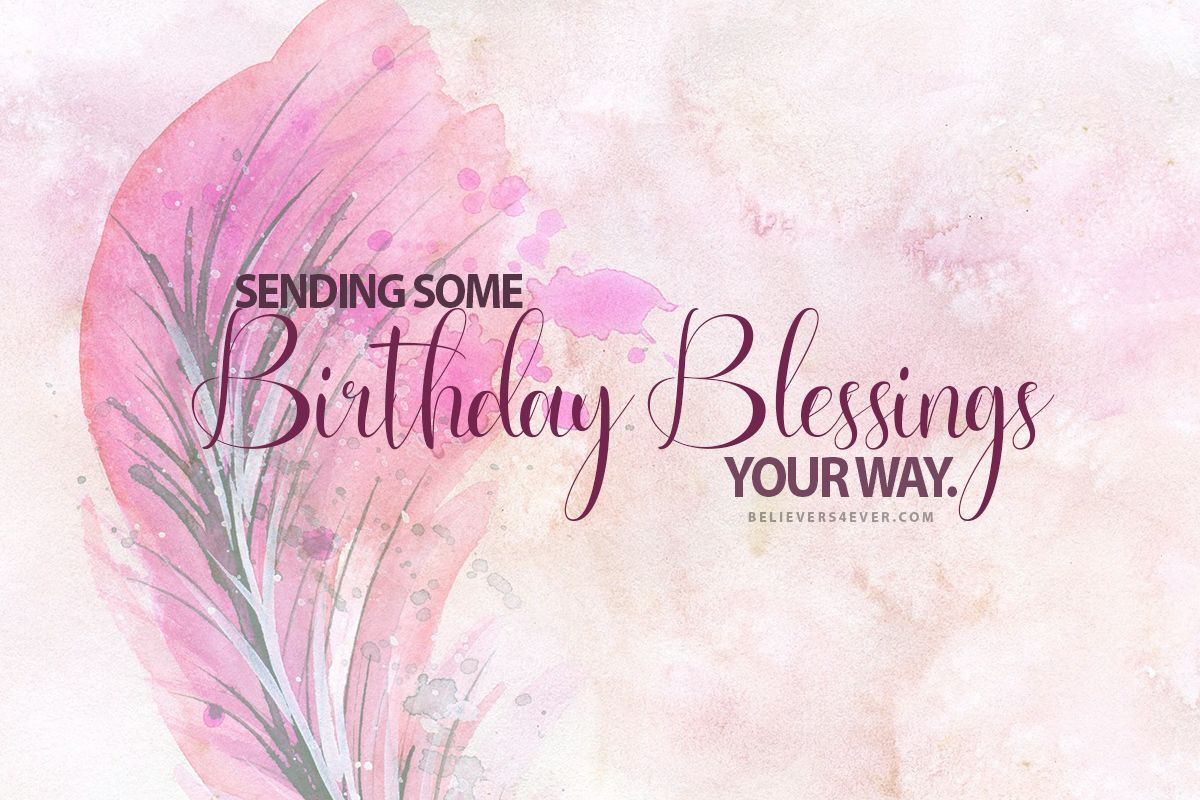 Sending Some Birthday Blessings Your Way Free ECards And Greeting Cards For You To Share Via Email Social Media