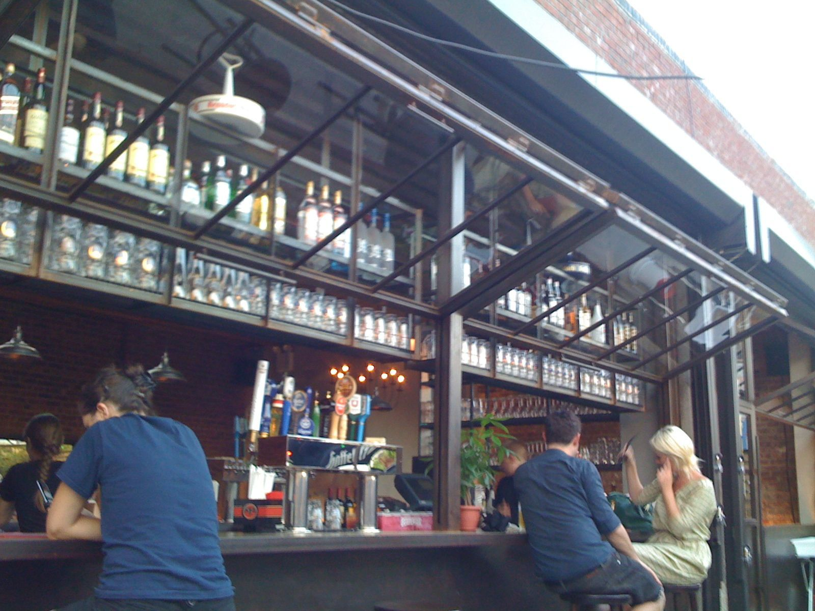 Loreley Beer Garden Nyc Beer Garden Beer Garden Design