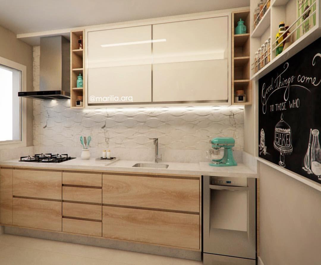 Cozinha A Leveza Foi Premissa Para O Projeto Desta Cozinha Na